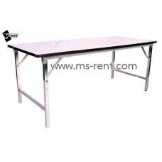 บริการให้เช่าโต๊ะ เช่าโต๊ะหน้าขาว โต๊ะเหลี่ยม เช่าเก้าอี้ เก้าอี้พลาสติก ราคาถูก