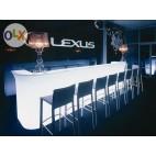 ให้เช่าเก้าอี้ LED โต๊ะ โซฟา เคาน์เตอร์ LED เพื่อจัดงาน Party งานอีเว้นท์